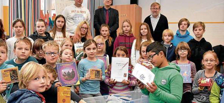Bücherkisten für noch mehr Lust auf Plattdeutsch